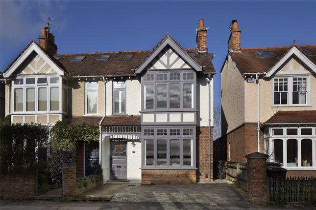 Thumbnail Semi-detached house for sale in Lonsdale Road, Oxford