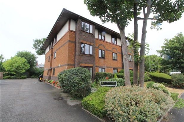 Front of Lawswood Court, Thornton Cleveleys FY5