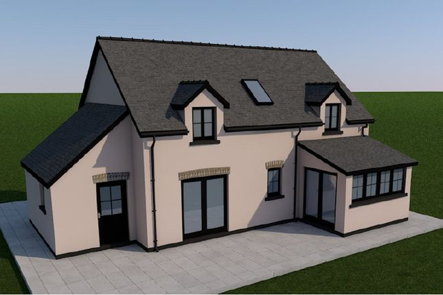 Thumbnail Detached house for sale in Aberbanc, Llandysul