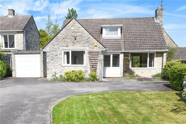 Thumbnail Detached bungalow for sale in Coombe Valley Road, Preston, Weymouth, Dorset