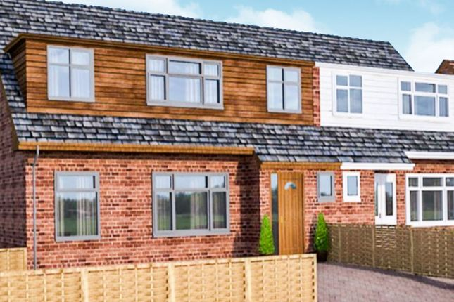 Thumbnail End terrace house for sale in Woodside Road, Bricket Wood, St. Albans