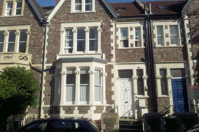 Thumbnail Terraced house to rent in Manor Park, Redland - Bristol