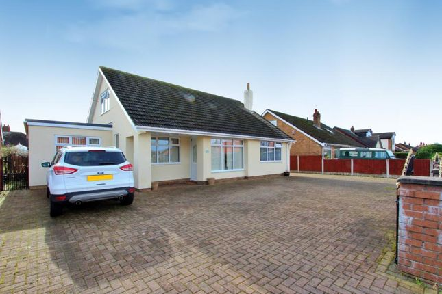 Thumbnail Detached bungalow for sale in West Drive, Thornton, Thornton Cleveleys, Lancashire