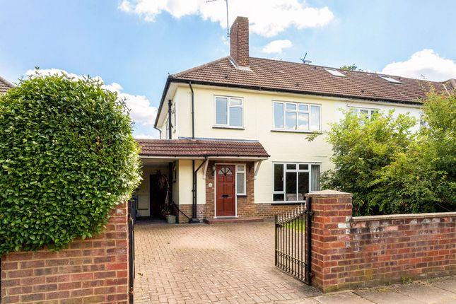 Thumbnail Semi-detached house for sale in Keswick Avenue, London