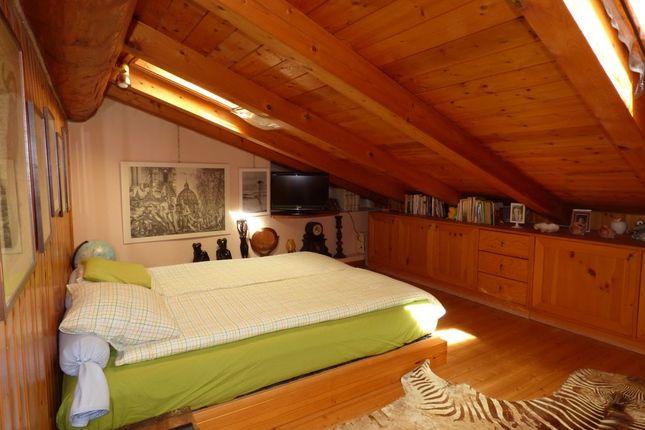 Bedroom of Via Roma N.5, Gravedona Ed Uniti, Como, Lombardy, Italy