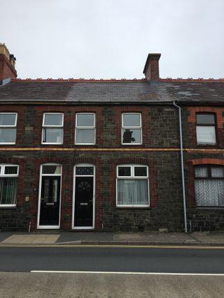 2 bed terraced house to rent in Sand Street, Pwllheli, Gwynedd LL53