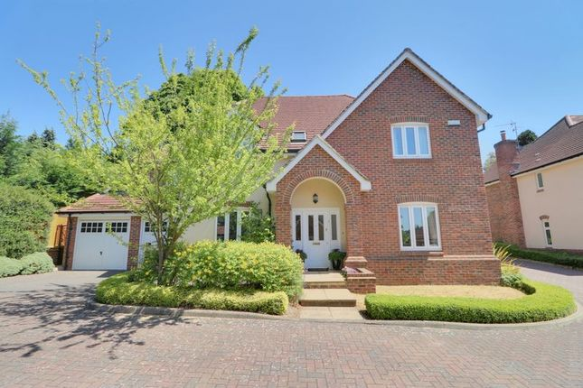 Thumbnail Detached house for sale in Hillthorpe Close, Purley