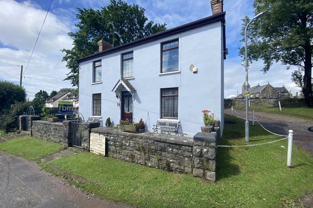 Thumbnail Detached house for sale in New Forge, Pendine, Carmarthen, Carmarthenshire