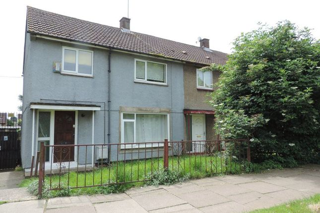 Thumbnail Terraced house to rent in Bentley Walk, Corby