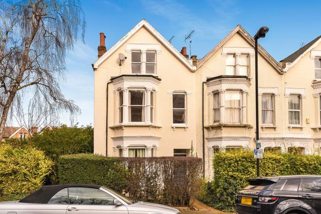 Thumbnail Maisonette for sale in Alexandra Park Road, London N22,