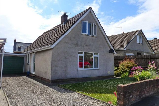 Thumbnail Detached bungalow for sale in Wedgewood Drive, Portskewett, Caldicot