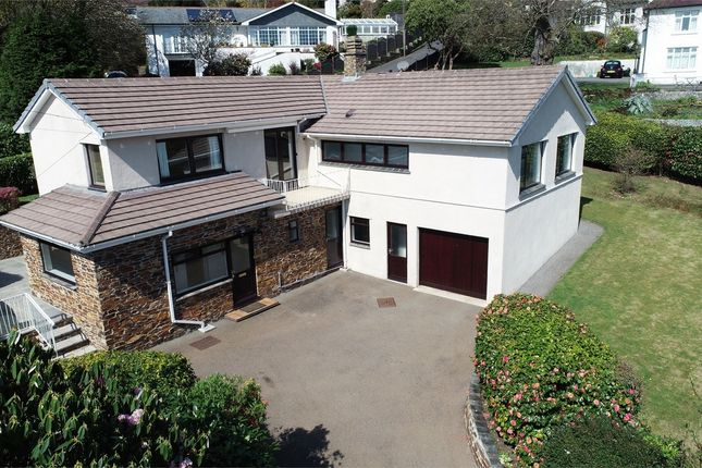 Thumbnail Detached bungalow for sale in Trevarrick Road, St Austell, Cornwall