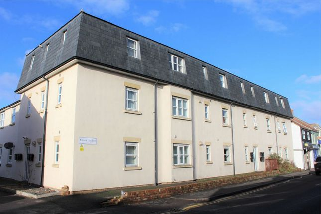 Thumbnail Flat to rent in Oxford Street, Burnham-On-Sea