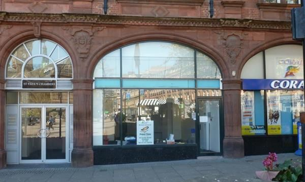 Thumbnail Retail premises to let in St. Pauls Chambers, St. Pauls Parade, Sheffield, South Yorkshire