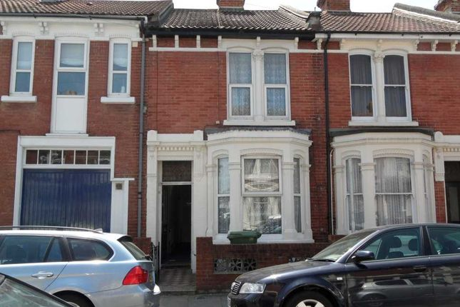 Thumbnail Terraced house to rent in Manners Road, Southsea