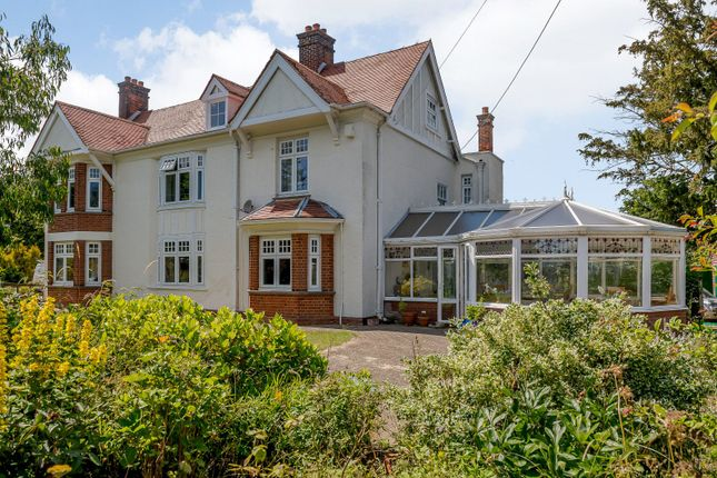 Thumbnail Detached house for sale in Grove Hill, Dedham, Colchester