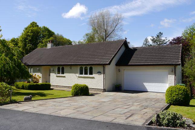 Thumbnail Detached bungalow for sale in 11 Keldwyth Park, Troutbeck Bridge, Windermere