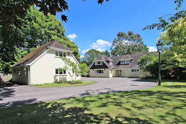 Thumbnail Country house for sale in Forest Park Road, Brockenhurst, Hampshire