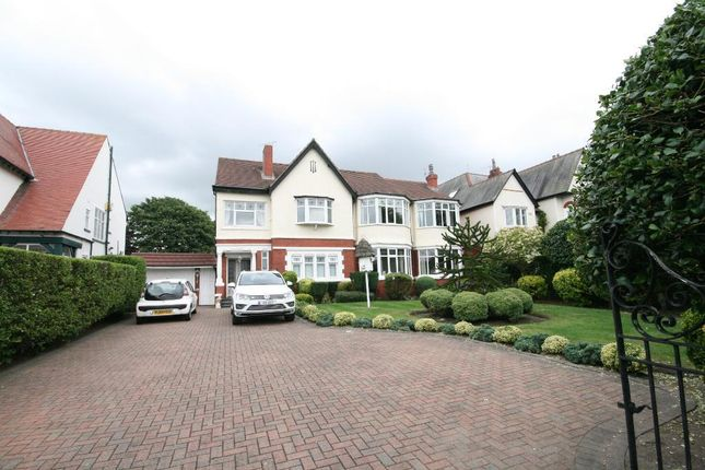 Thumbnail Detached house for sale in Argyle Road, Hesketh Park, Southport
