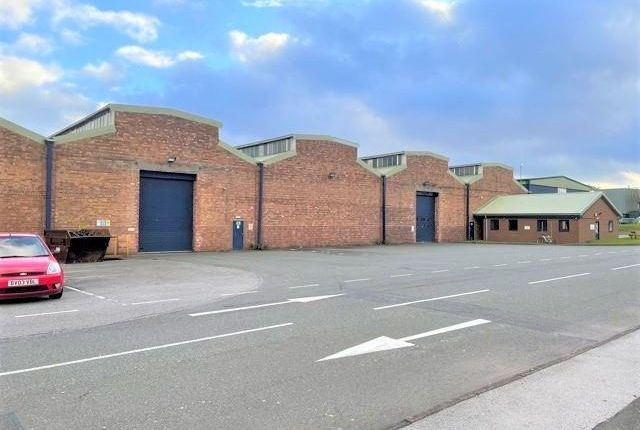 Thumbnail Light industrial to let in M Beacon Business Park, Weston Road, Stafford