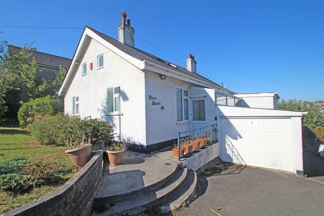 Thumbnail Detached bungalow for sale in Merafield Road, Plympton, Plymouth