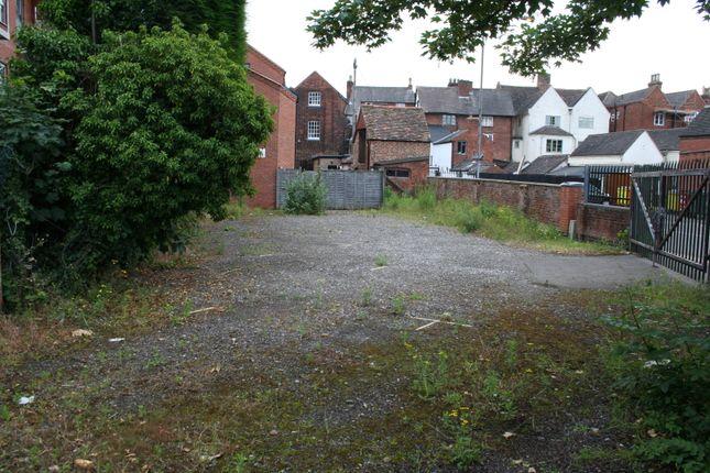 Thumbnail Land for sale in Cross Keys, Lichfield