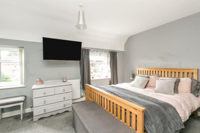 Master Bedroom of Lincoln Road, Blacon, Chester, Cheshire CH1