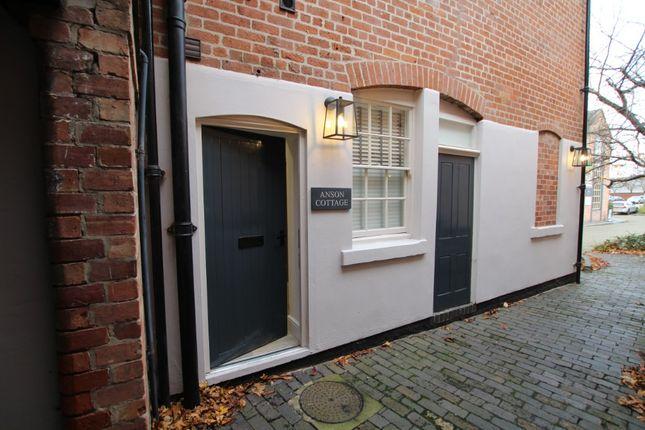 Thumbnail Flat to rent in Anson Court, Burton-On-Trent