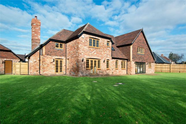 Thumbnail Detached house for sale in Lavender Fields, Station Road, Isfield, East Sussex