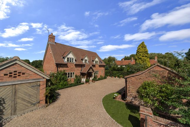 Thumbnail Detached house for sale in Main Street, Norwell, Nottinghamshire