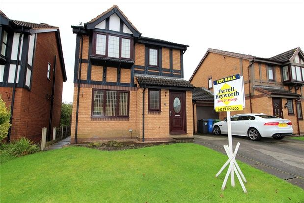 Thumbnail Property for sale in Gorse Avenue, Thornton Cleveleys