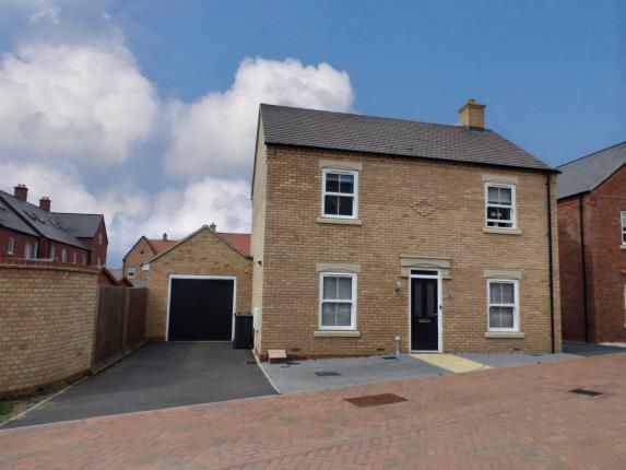 Thumbnail Detached house for sale in Wakes Row, Biggleswade, Bedfordshire