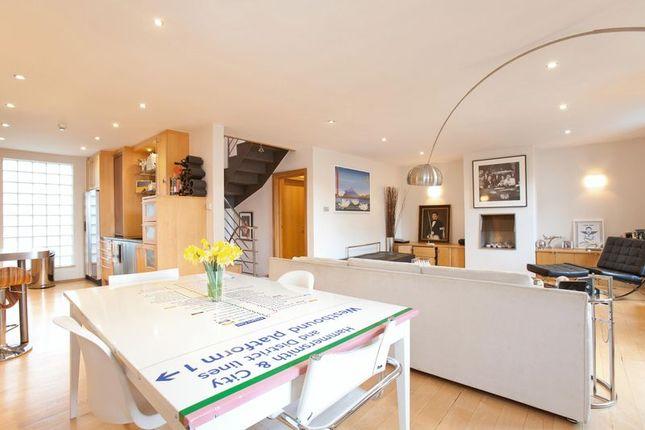 Thumbnail Mews house for sale in Eton Garages, Belsize Park