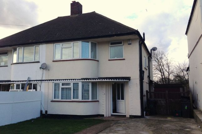 Thumbnail Bungalow to rent in Meadow Hill, New Malden