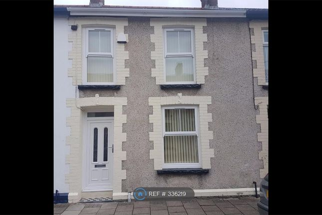 Thumbnail Terraced house to rent in Treharne Street, Treorchy