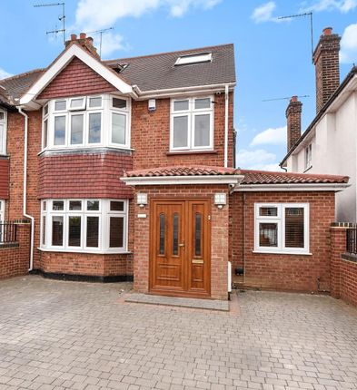 Thumbnail Semi-detached house for sale in Langley, Berkshire