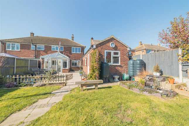 Semi-detached house for sale in Kreswell Grove, Dovercourt, Harwich