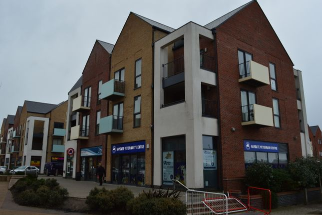 Thumbnail Flat to rent in Poyner Court, Lawley Village, Telford