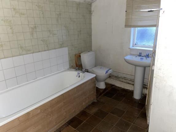 Bathroom of Meath Street, Middlesbrough, North Yorkshire TS1