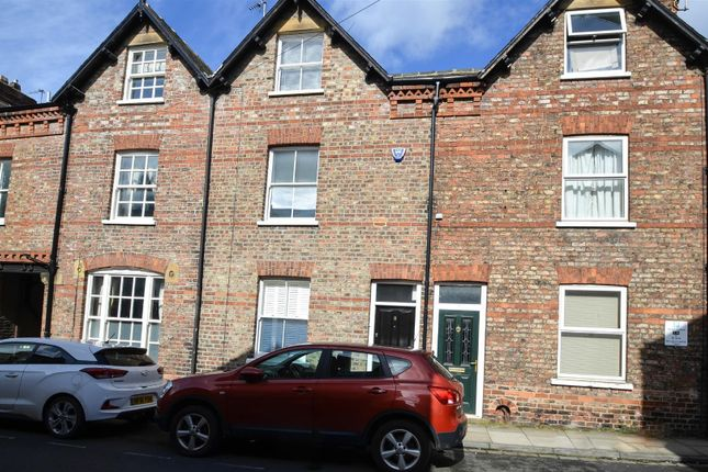 Thumbnail Terraced house to rent in George Street, York