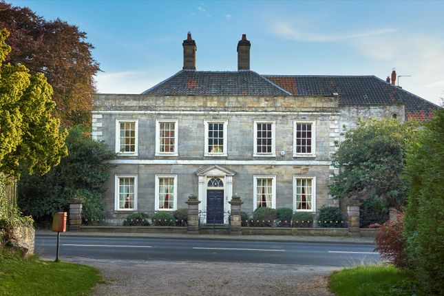 Thumbnail Detached house for sale in Aislaby, Pickering