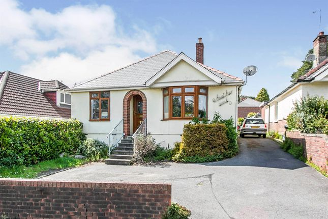 3 bed detached bungalow for sale in Old Wareham Road, Beacon Hill, Poole BH16