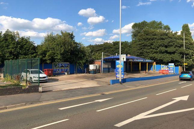 Thumbnail Land for sale in Bucknall Road, Hanley, Stoke-On-Trent, Staffordshire