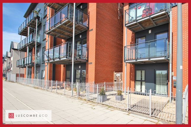 Thumbnail Flat to rent in Cambria House, Rodney Road, Newport