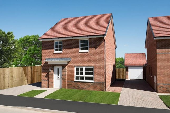 "Thumbnail Detached house for sale in ""Chester"" at Tiber Road, North Hykeham, Lincoln"