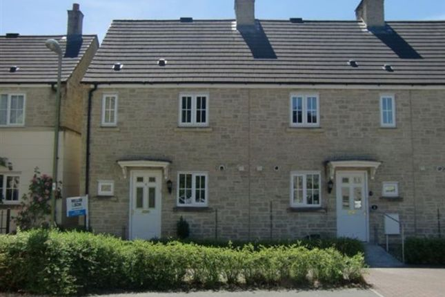 Thumbnail End terrace house to rent in Tiddy Close, Tavistock