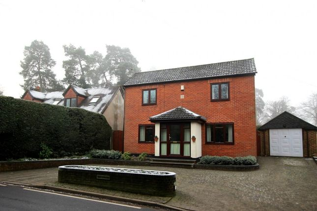 Thumbnail Detached house for sale in Crooksbury Road, Farnham