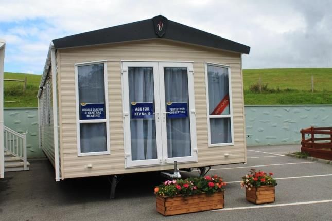 Mobile/park home for sale in Trevelgue, Newquay, Cornwall
