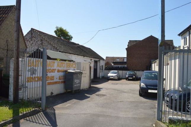 Thumbnail Land for sale in Sewerby Road, Bridlington