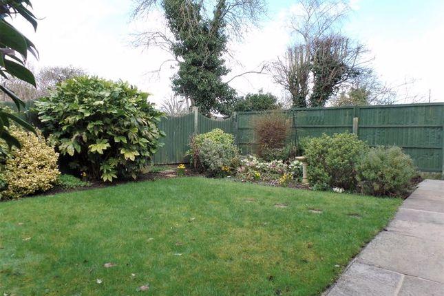 Rear Garden of Fishers Lock, Newport TF10